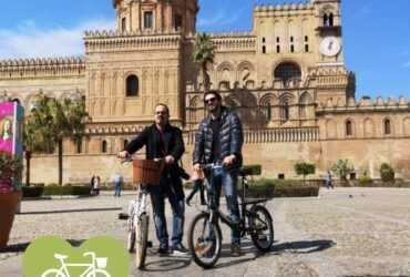 Bike tour del centro storico di palermo