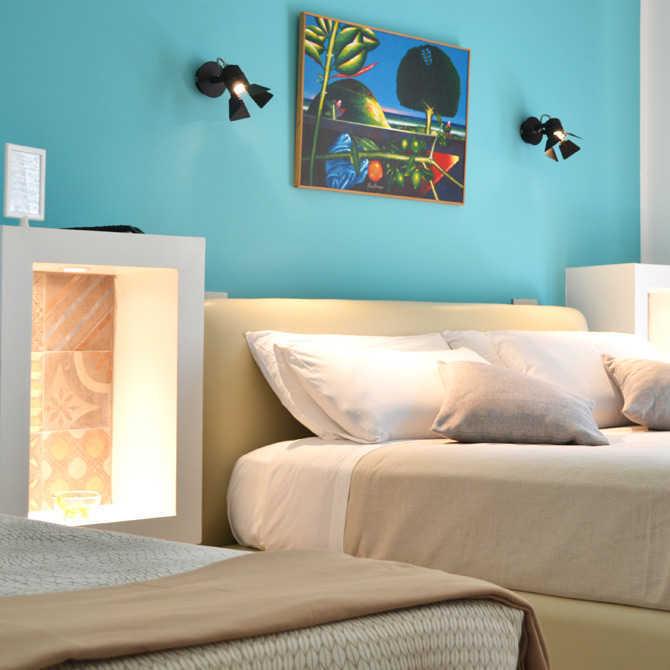 Camera da letto per famiglie a Palermo