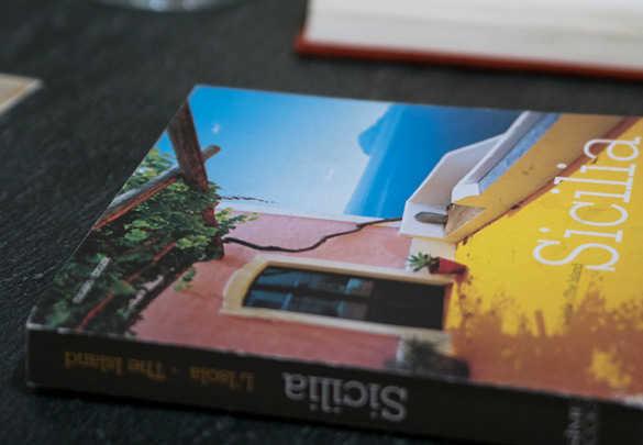 Guida della Sicialia e Palermo