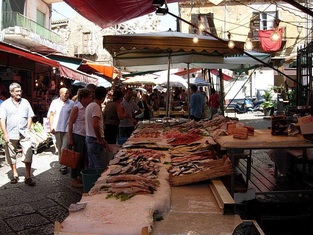 Mercati Tradizionali a Palermo
