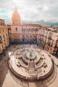 Centro storico Fontana pretoria