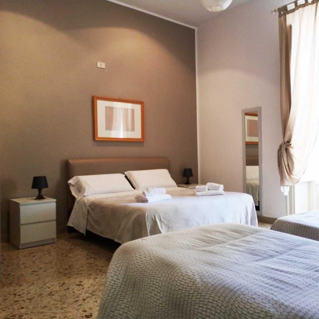 Camera casa vacanza Palermo