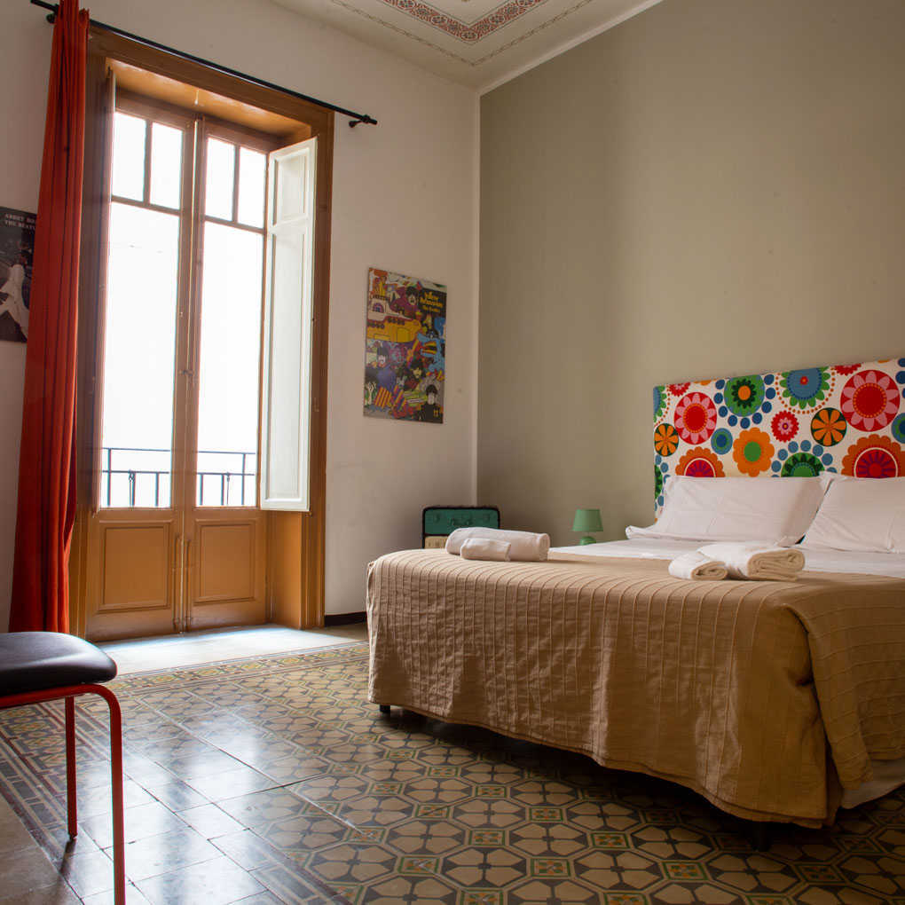 Camera B&B Palermo failiare