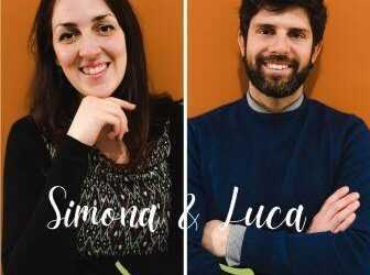 Luca E Simona i proprietari del B&B